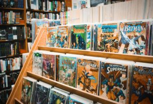 5 Comic Books You Would Save in a Fire