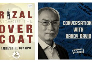 Rizal Without the Overcoat and Conversations with Randy David